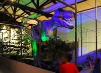Tyrannosaurus et les mondes perdus