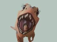 Tyrannosaurus rex pour les enfants